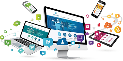 Realizzazione sito web magenta